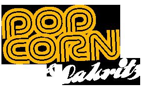 Popcorn und Lakritz
